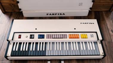 Farfisa Fast 5