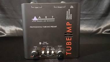 Tube MP Preamplificatore Microfonico
