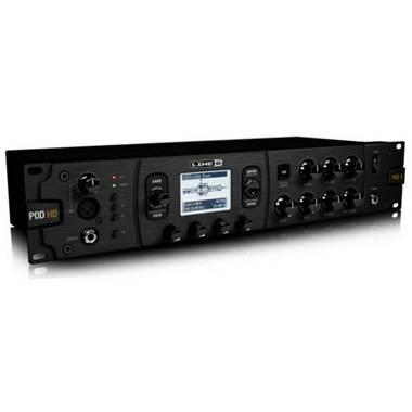 Vendo Line6 Pod rack modello HD Pro X