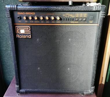 Roland  DAC  50  XDDAC  50  XD