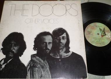 THE DOORS - Other Voices - LP / 33 giri 1971 Gatefold Italy