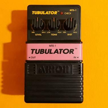 Arion MTE-1 Tubulator (Ibanez TS808 Tubescreamer clone) Tube Screamer overdrive
