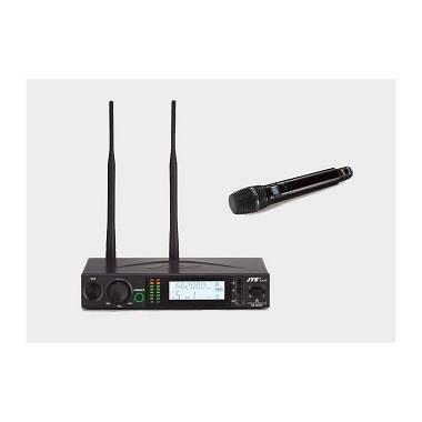 JTS RADIOMICROFONO A GELATO RU-901G3 + RU-G3TH 690-726Mhz
