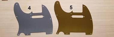 Battipenna 3M Left Hand Stratocaster / Telecaster + Gibson
