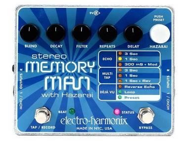 Electro Harmonix stereo memory man