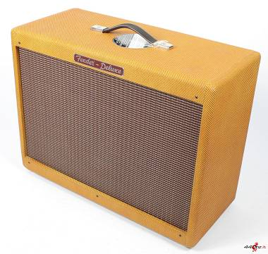 Fender Hot Rod Deluxe Enclosure 1x12 Laquered Tweed - Spedizione inclusa!