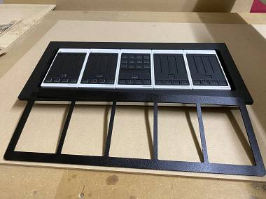 box per controller steinberg cmc personaizzabile