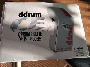 DDrum chrome elite