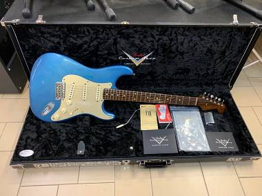 Fender Stratocaster Custom Shop Limited 50 Journey Man Relic Rosewood Neck LPB