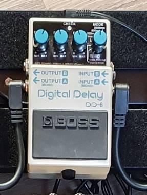 Vendo Boss DD6 digital delay