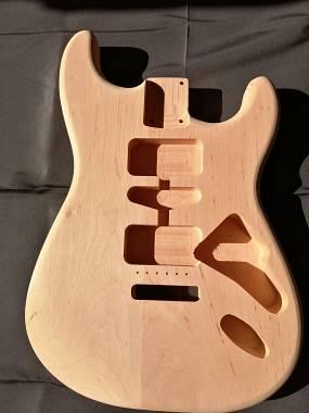 Body Stratocaster - Alder (Ontano rosso Americano)