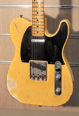 Fender Custom Shop Telecaster '52 Heavy Relic Anno 2011