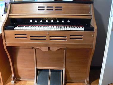 harmonium Bozzetta