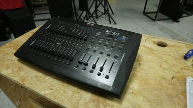 MIXER LUCI CENTRALINA DMX PROEL PY PLBR12 CONSOLLE LUCI