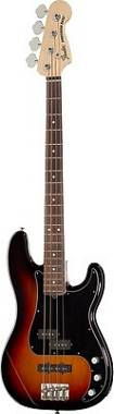 FENDER AMERICAN PERFORMER PRECISION BASS RW 3 COLOR SUNBURST