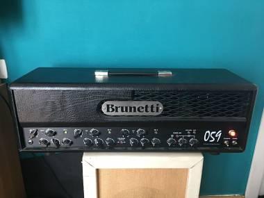 Brunetti 059 Black Edition - SERIAL 059463 - Amplificatore Chitarra 3 Canali