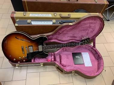 Gibson ES-335 Historic '58 VOS Custom Shop Memphis Sunburst del 2016