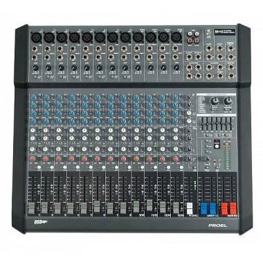Mixer Proel M16 usb