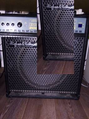 Amplificatore Hughes & Kettner