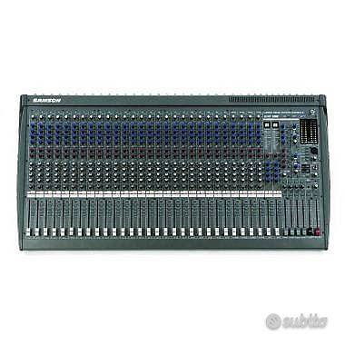 MIXER ANALOGICO Samson L3200