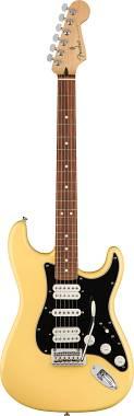 Fender Player Stratocaster HSH Pau Ferro Fingerboard Buttercream