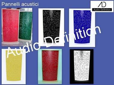 audio definition HOME pannelli acustici