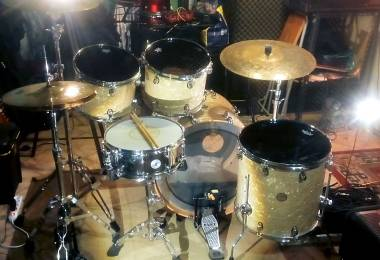 Vendo Batteria acustica Mapex Meridian Maple Madreperla