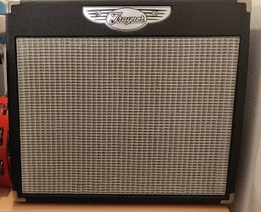 Traynor YCV20 All Tube Amplificatore Valvolare 15W blues 12""