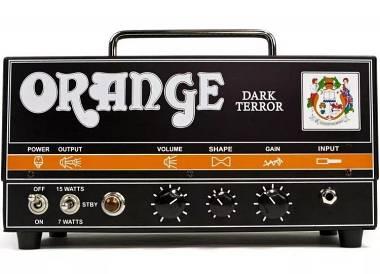 Orange Dark terror  piu cassa usati pochissimo