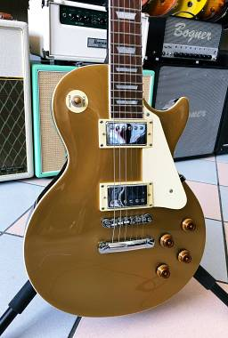 Tokai TOK-UALS62 GT  Traditional Les paul  Style gold top