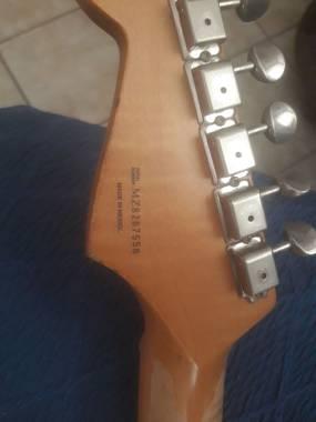 Fender Stratocaster road worn 50 anno 2008 prima serie