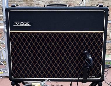 VOX AC30 top Boost 1967 Vintage