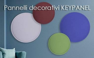 Pannello fonoassorbente Keypanel