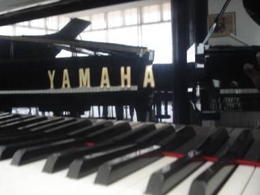 "YAMAHA C3-SILENT ""PIANOFORTE A CODA YAMAHA CON SISTEMA SILENT""- MILANO-VENEZIA"
