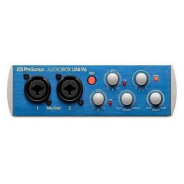 PRESONUS AUDIOBOX 96 - INTERFACCIA AUDIO 2X2 USB 2.0