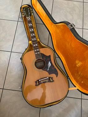 Suzuki Gibson Dove 1970 !INTROVABILE!