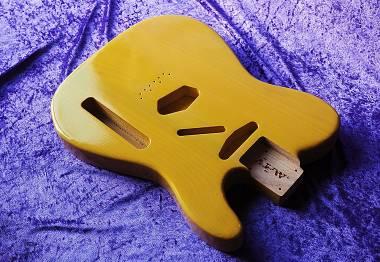 """OFFERTA SPECIALE!!! TELECASTER 52"""" - ASH CORPO BODY"""