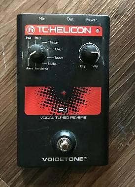 TC Helicon R1