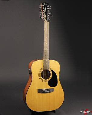 Cort AD810-12E NS Acoustic Electrified