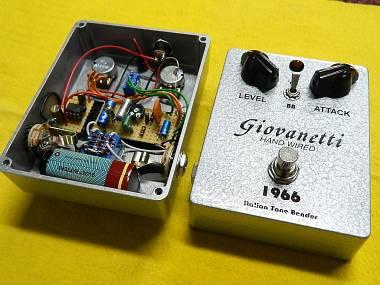 Vox Tone Bender 1.5 DAM 1966