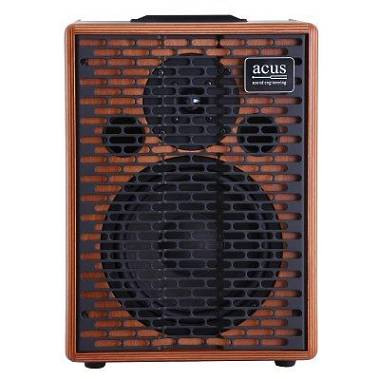 Acus ONE FORSTRINGS 8 Wood - New - amplificatore per chitarra acustica -200 Watt