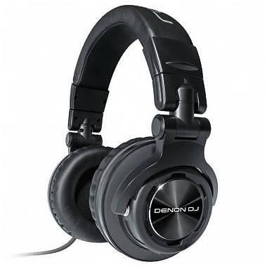 DENON DJ HP1100 - CUFFIE PROFESSIONALI PER DJ