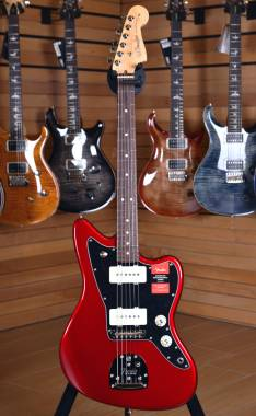 Fender American Professional 2017 Jazzmaster Rosewood Fingerboard Candy Apple Red