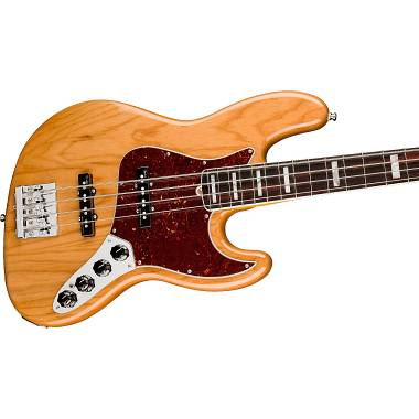 FENDER AMERICAN  ULTRA JAZZ BASS RW AGED NATURAL