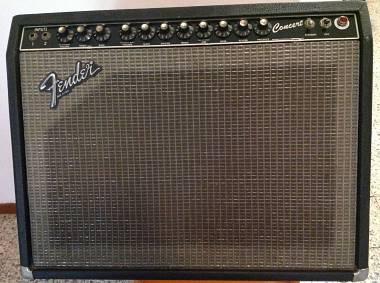 Amplificatore Fender Concert anno 1981