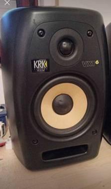 KRK Vxt6 coppia