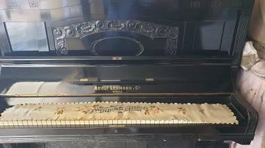 Pianoforte Verticale Adolf Lehmann & C.