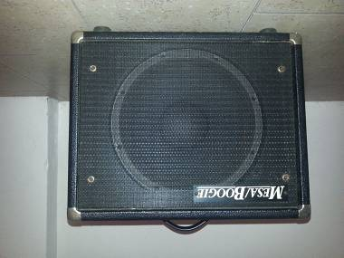 Cassa Mesa Boogie extension 1x12 electrovoice black shadow 200w (marshall,jbl,)