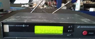 Sennheiser EW100 RICEVITORE 740/772 mhz