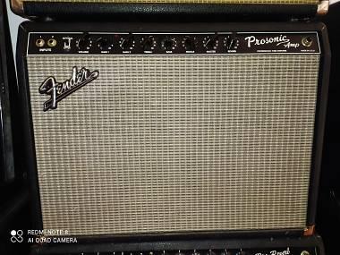 Fender prosonic amp